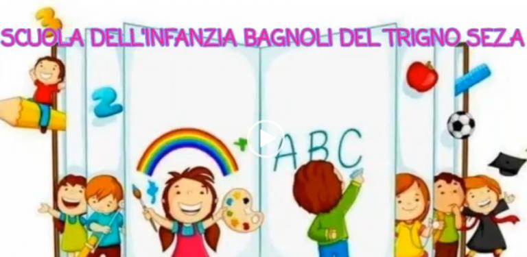 """SCUOLA DELL'INFANZIA DI BAGNOLI DEL TRIGNO (sez. A): """"LA NOSTRA DIDATTICA A DISTANZA"""""""