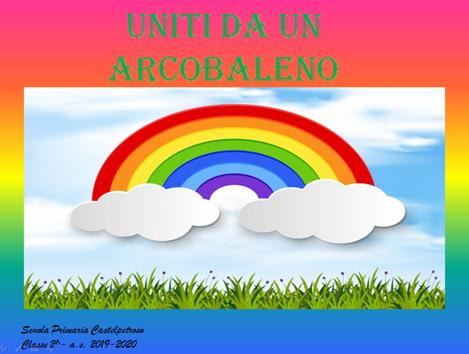 SCUOLA PRIMARIA CASTELPETROSO CLASSE II: UNITI DA UN ARCOBALENO
