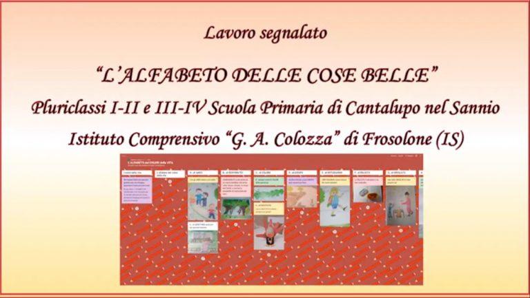 I COLORI DELLA VITA: premiazione della scuola primaria di Cantalupo nel Sannio.