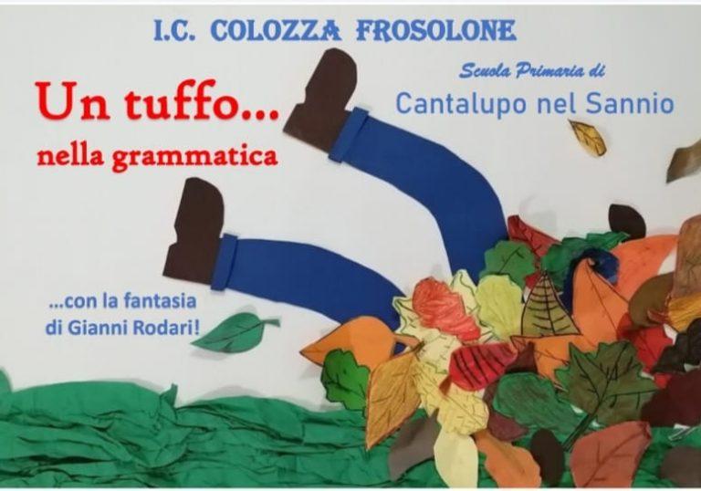 Un tuffo… nella grammatica – Scuola Primaria di Cantalupo nel Sannio