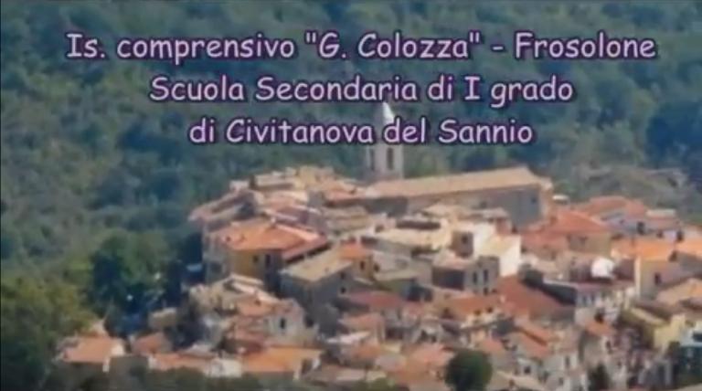 Civitanova Del Sannio: video presentazione Secondaria Primo Grado