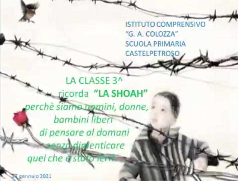 """Scuola Primaria Castelpetroso: """"La Shoah"""""""
