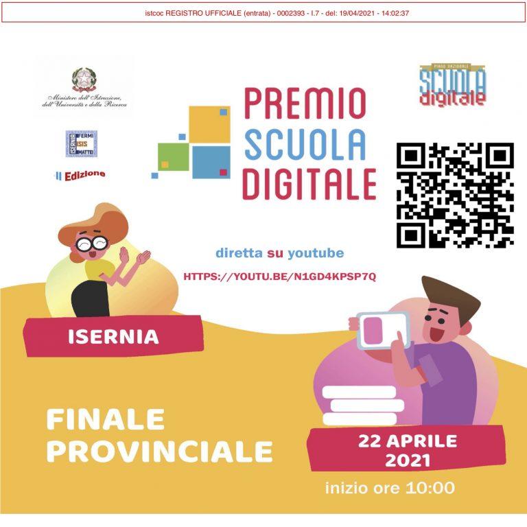 Premio Nazionale Scuola Digitale 2020/21 – Scuola Primaria di Cantalupo nel Sannio