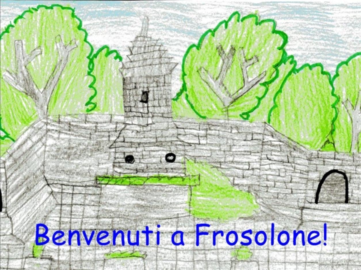 Benvenuti a Frosolone!