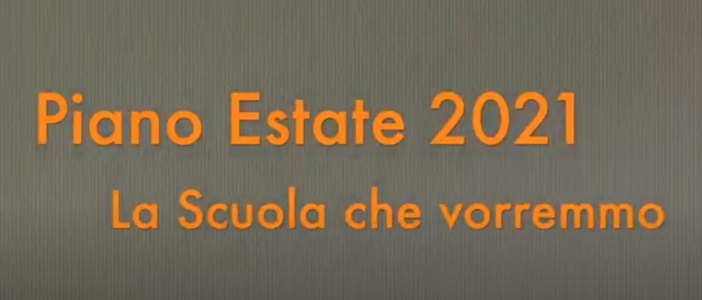Piano Estate 2021